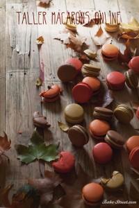 Talleres online de macarons