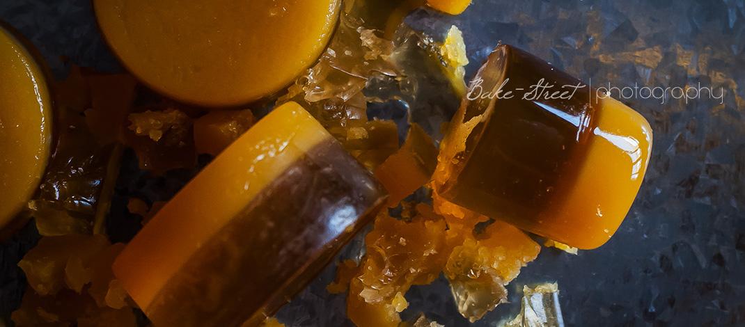 Moho Eldelflower & clementine jello shots