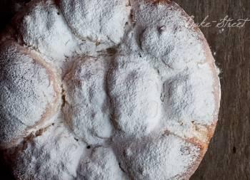 Chocolate blanco & Kumquat Buns Cake