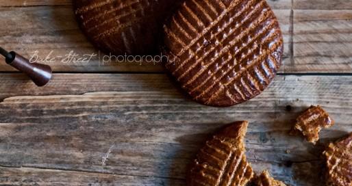 Galletas de miel y especias
