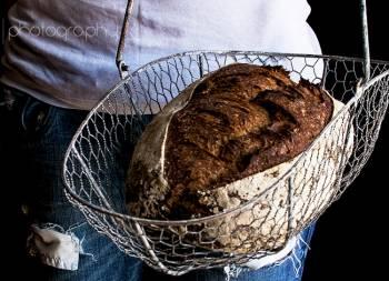 Pan de regaliz y lavanda