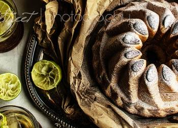 Frangelico con lima acompañando un Kugelhopf, la sobremesa perfecta