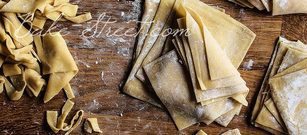 How to make wonton wrappers – {Video recipe}