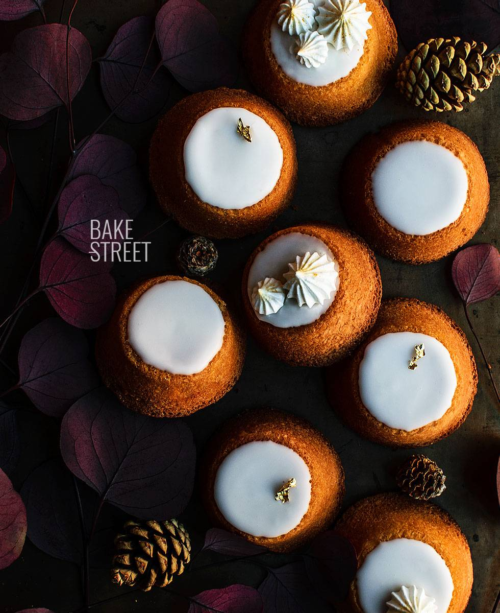 Gâteau Nantais, pastel de almendra y ron