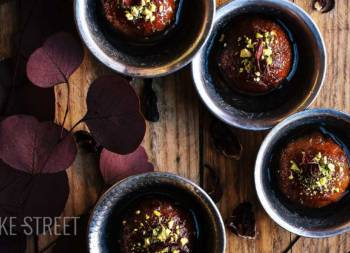 Makkan Peda, dulce de Arcot