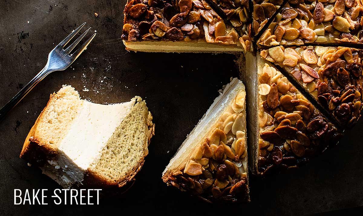 Bienenstich – Bee Sting Cake