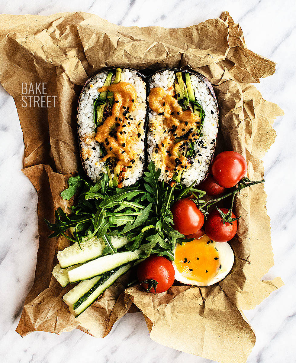 Onigirazu - Sandwich de onigiri