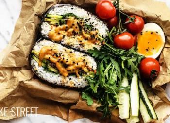 Onigirazu – Sandwich de onigiri