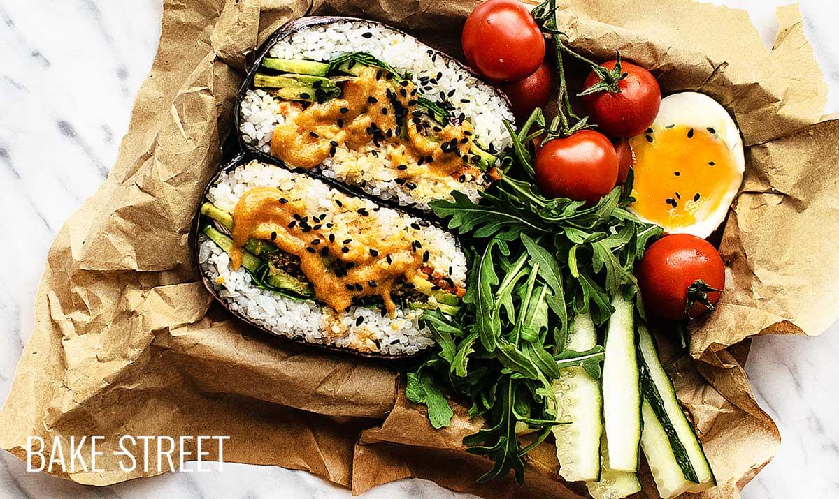 Onigirazu – Onigiri Sandwich