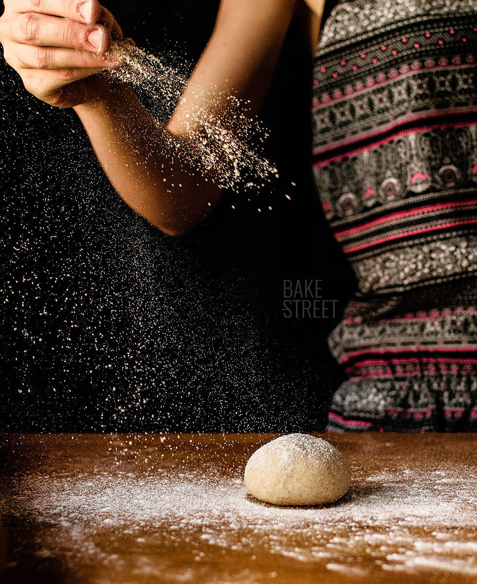 Knäckebröd, pan sueco crujiente