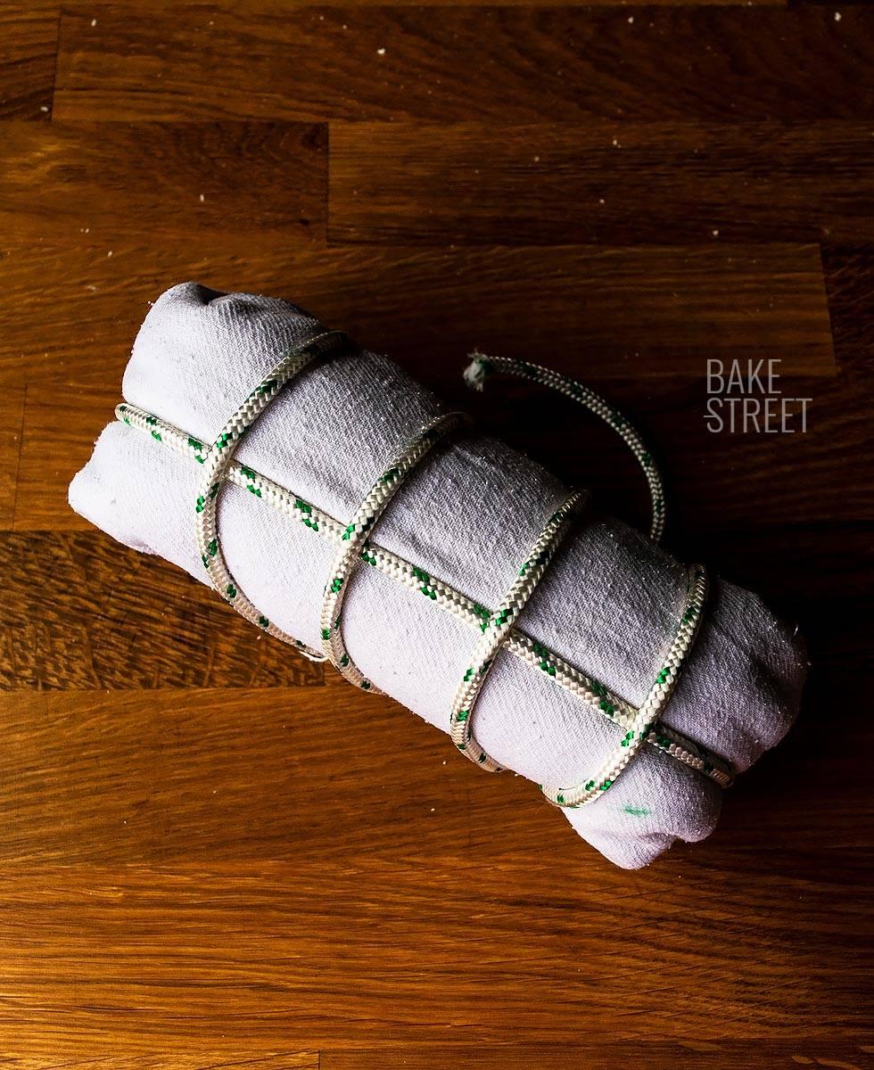 Cómo hacer masa madre sólida para Panettone