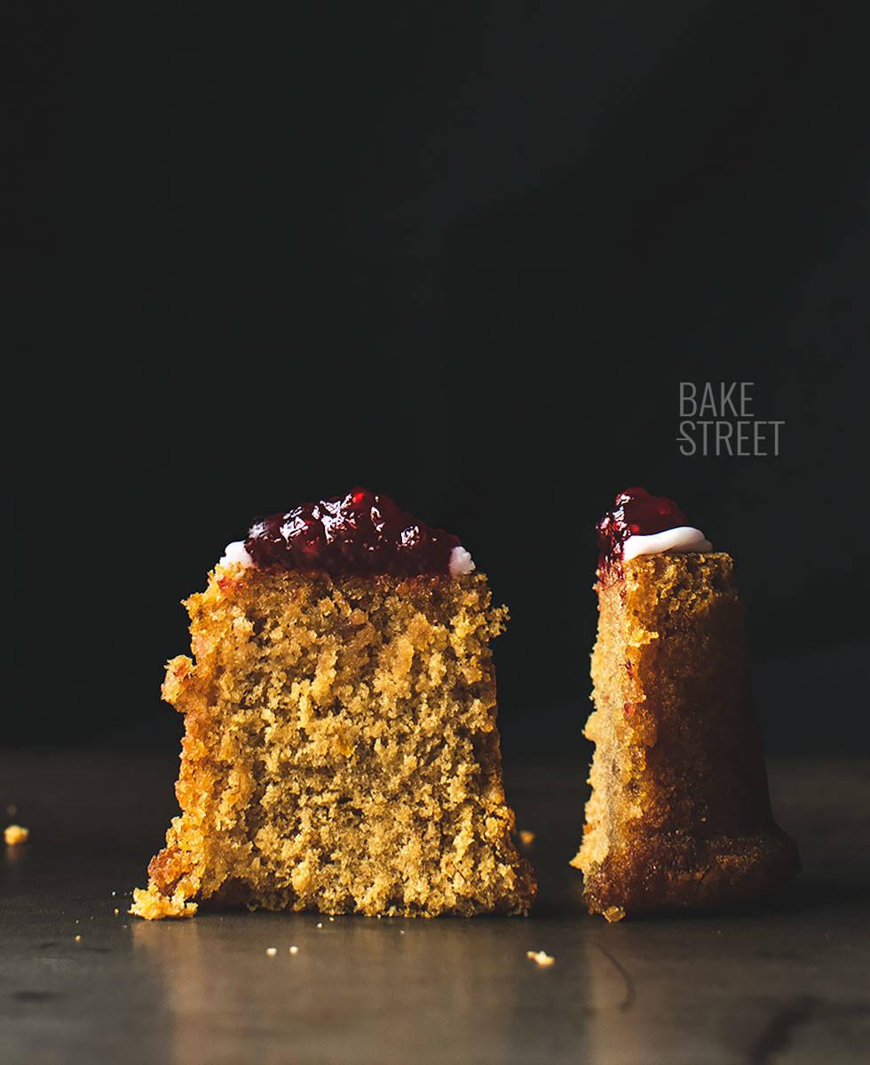 Runebergin Torttu - Pastel de Runeberg