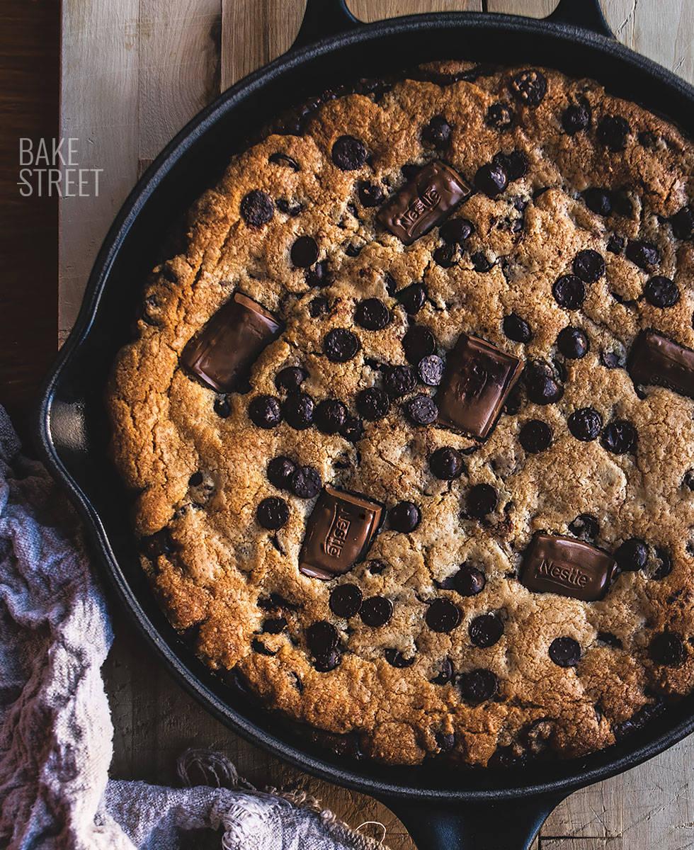 Skillet Cookie - Galleta en sartén