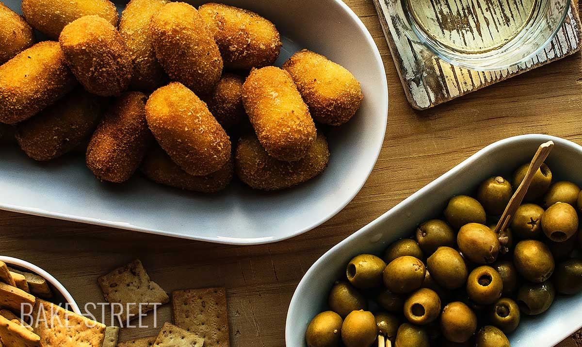 How to make perfect croquettes