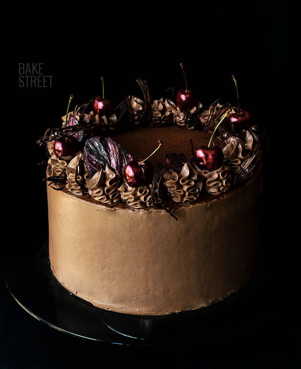Schwarzwälder Torte - Black Forest cake