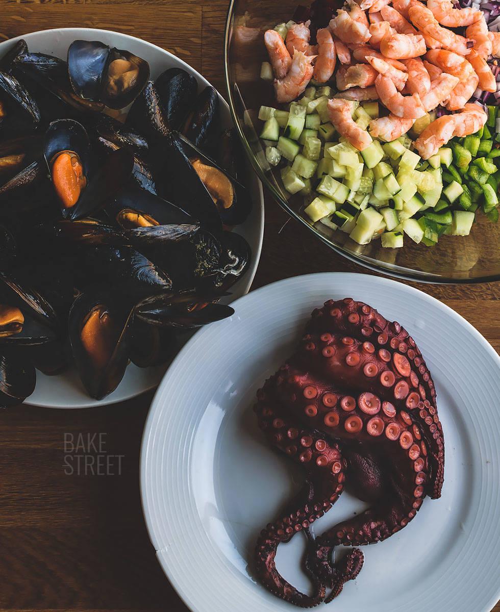 Salpicón de marisco