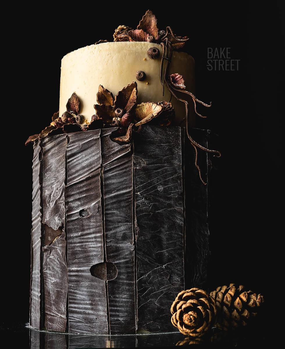 Dark Forest Cake