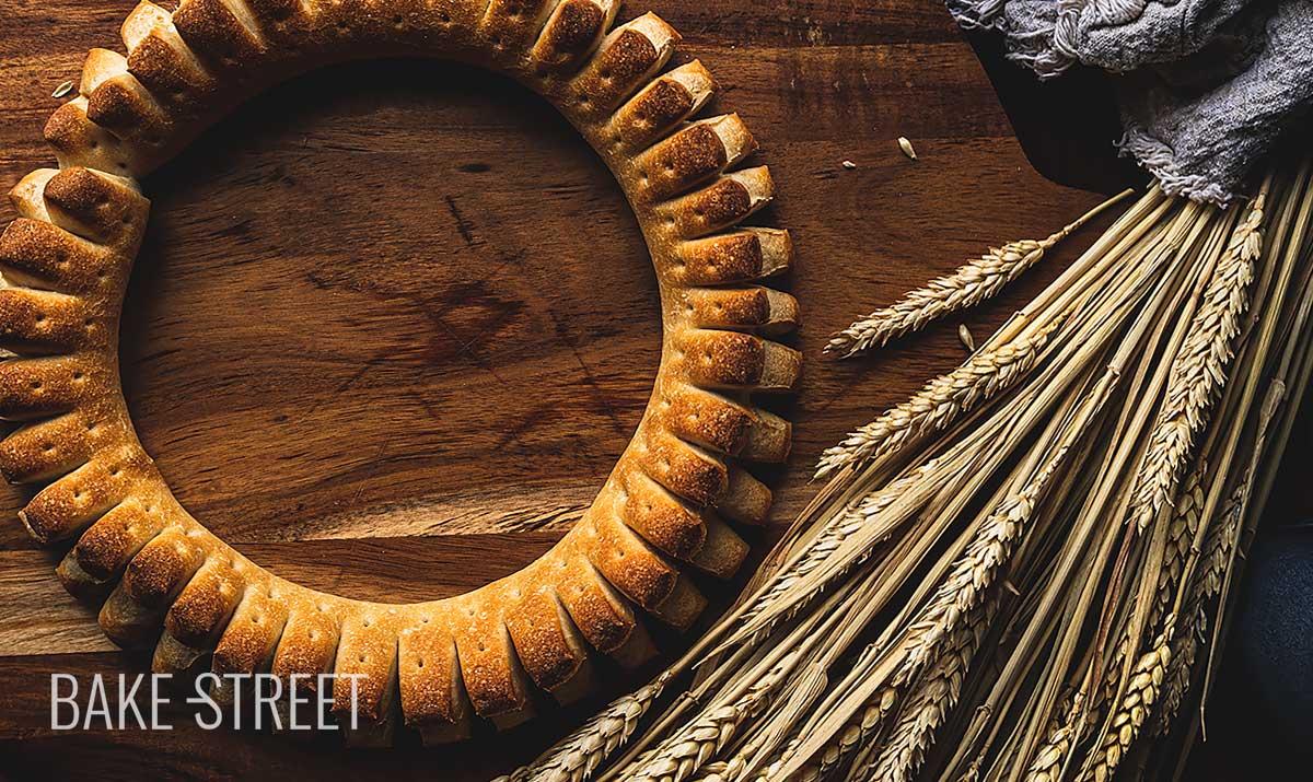 Corona de Pan Candeal