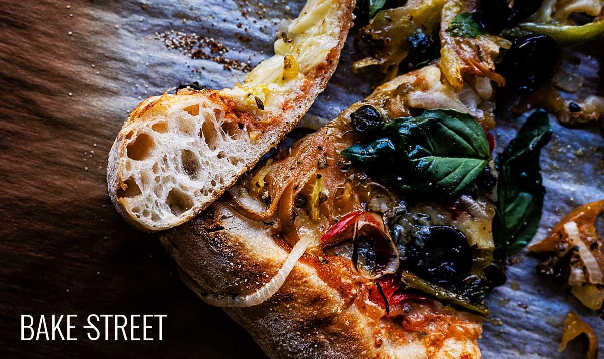 Cómo hacer pizza con masa madre
