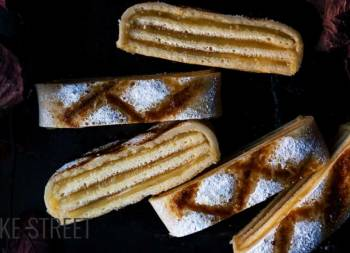 Ponche Segoviano, traditional cake from Segovia