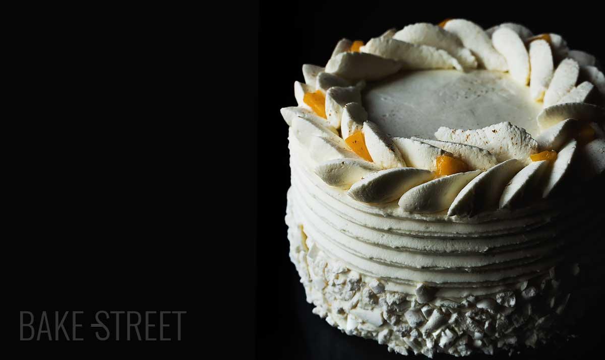 Torta Chajá, Uruguayan cake