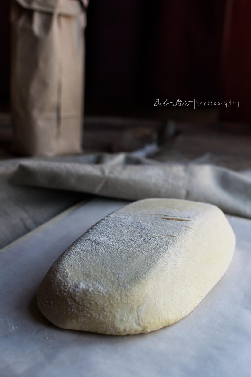 Volcamos el pan de sémola de trigo duro
